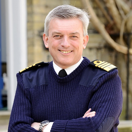 Admiral Sir Philip Jones