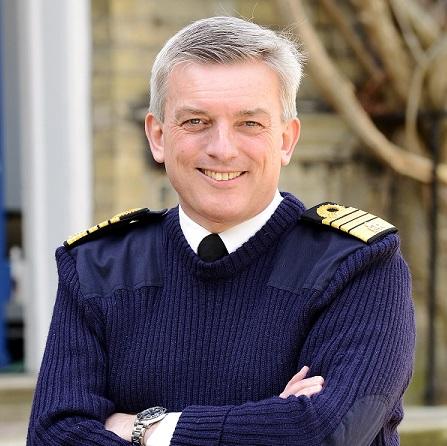 Admiral Sir Philip Jones
